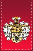 Traditionelles Siegel auf Textilgrund